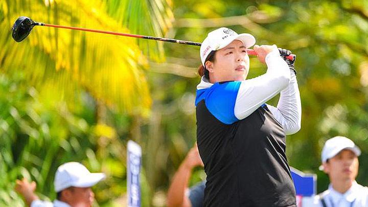 冯珊珊蓝湾赛赢LPGA第9冠 成中国首个高尔夫世界第一